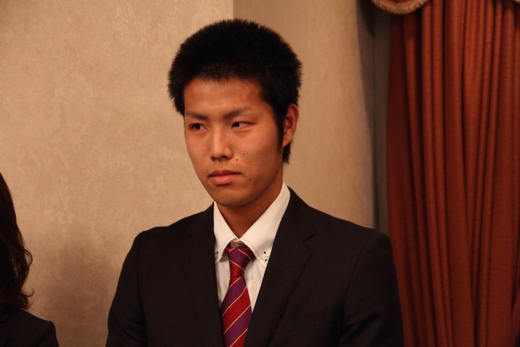 副将・植田雄貴(ノルディックコンバインド)