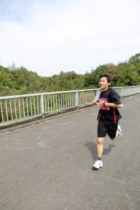 関西大学1走・波戸崎友哉選手(1)