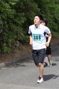 個人参加の#388関西大学・吉田皓俊選手(1)