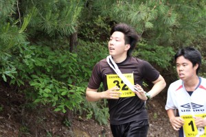 関西大学3走・岡村海選手(4)