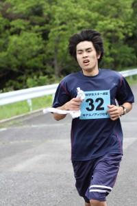 関西大学4走・岡村卓実選手(1)
