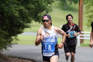 OBチーム4走は澄川太郎選手