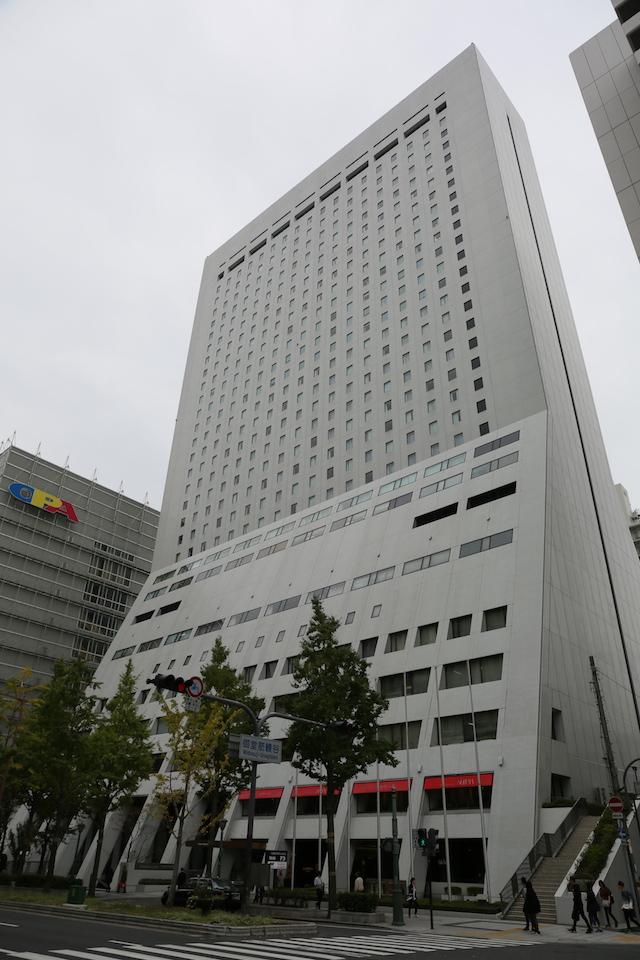 会場はホテル日航大阪〈孔雀の間〉