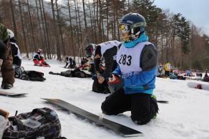 スノースポーツではワックスが勝負のカギを握る
