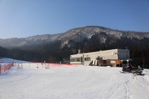 会場は長野県野沢温泉スキー場OSPクロスカントリーコース