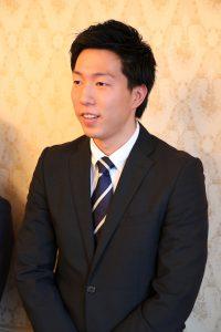 前主将、フリースタイルモーグルの岡村海(5)は学生最後のシーズンに賭ける。