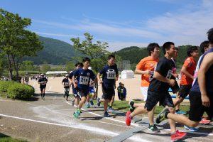 オープン参加のNo.219佐藤雄毅(3)とNo.220三輪絋暉(1)。